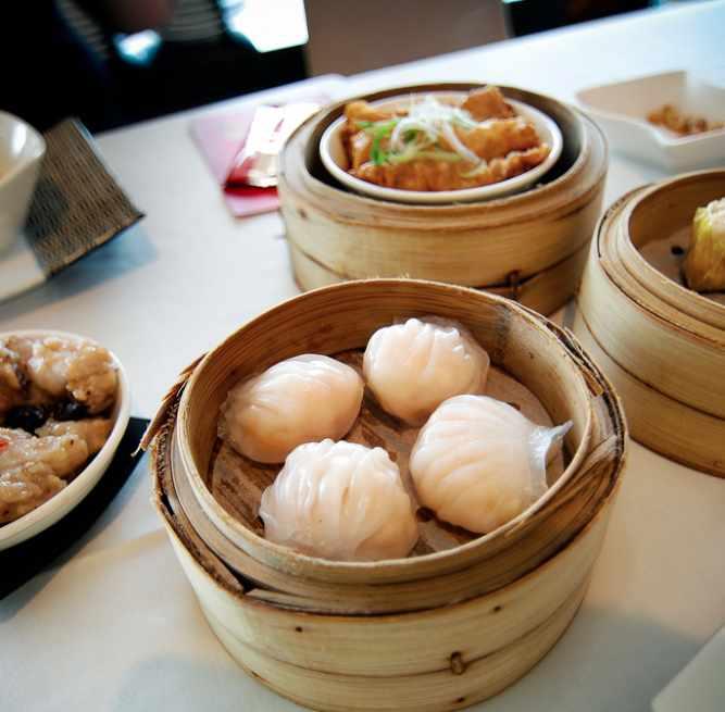 Dim Sum at Tim Ho Wan © Nate Robert/Flickr