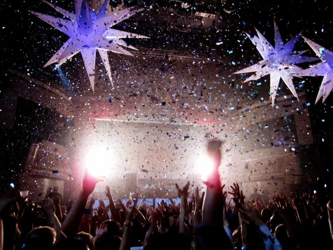 Kaskade concert in San Francisco | © Evan Blaser/Flickr