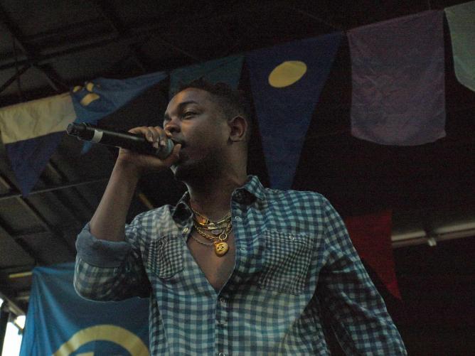 Kendrick Lamar / © Gozamos/Flickr
