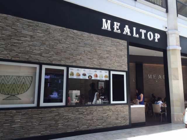 MealTop © Jina Kim