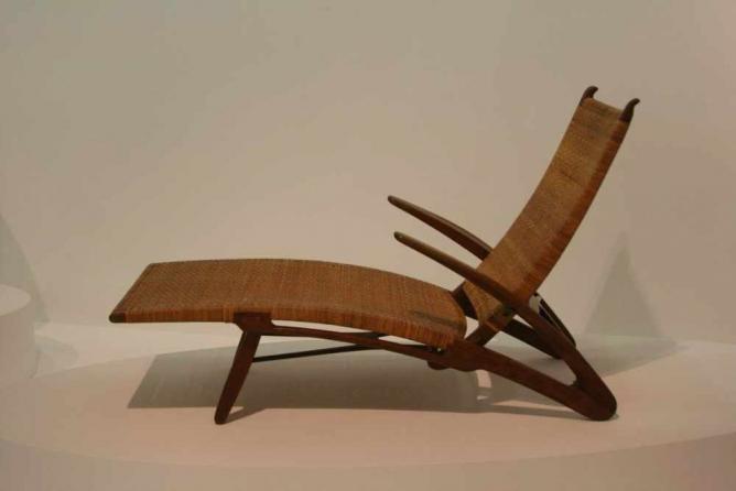 Hans Wegner chair | © Nina Hale/Flickr