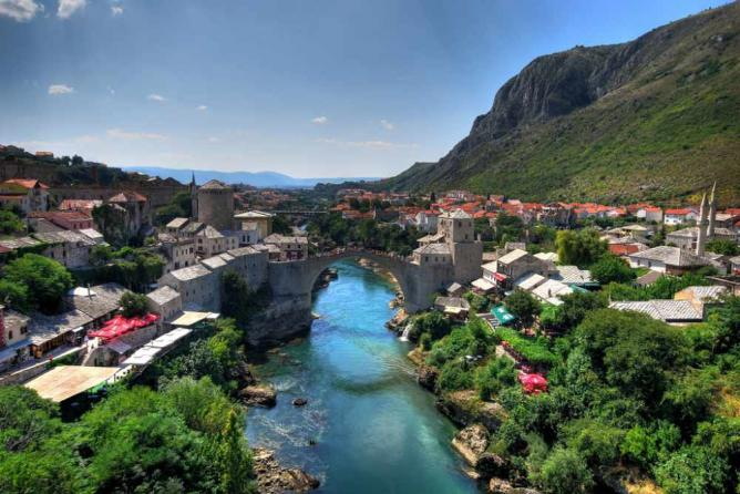 Mostar | Ⓒ Kevin Botto/Flickr