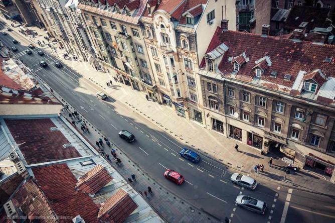 Sarajevo | Ⓒ Michał Huniewicz/Flickr