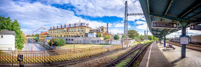 Trnava station   © Kurt Bauschardt/Flickr