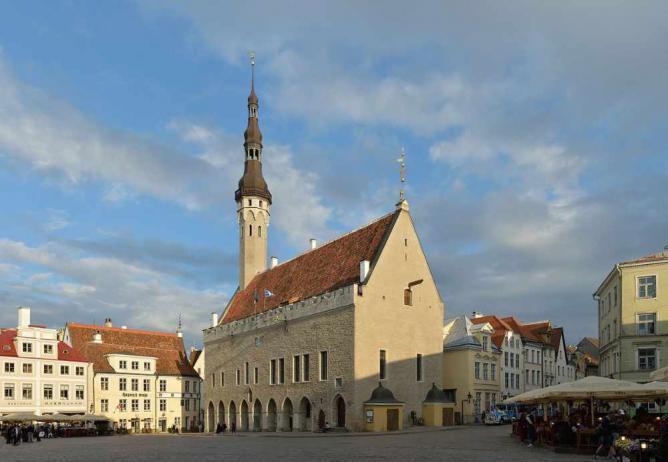 Tallinn Town Hall | © Ivar Leidus/Wikicommons