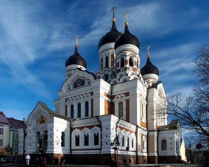 St Alexander Nevsky Cathedral | ©  Georg Mittenecker/Wikicommons