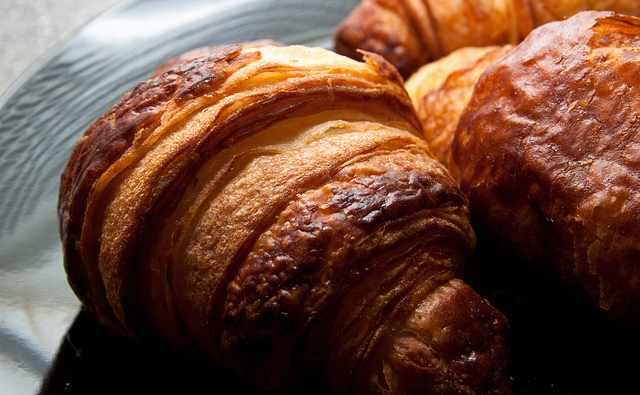 Croissant|©Erik Junberger/ Flickr