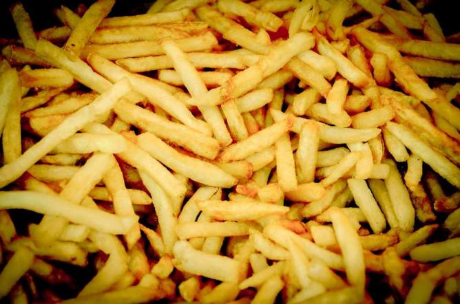 Fries | © jarmoluk/Pixabay