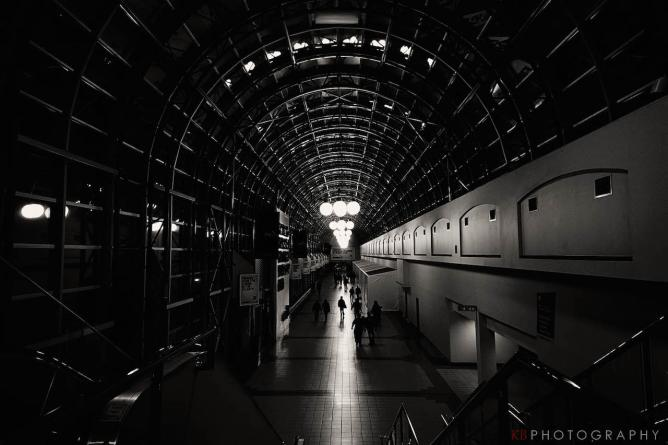 The PATH: Union Station Skywalk | © Kaybee07/Flickr