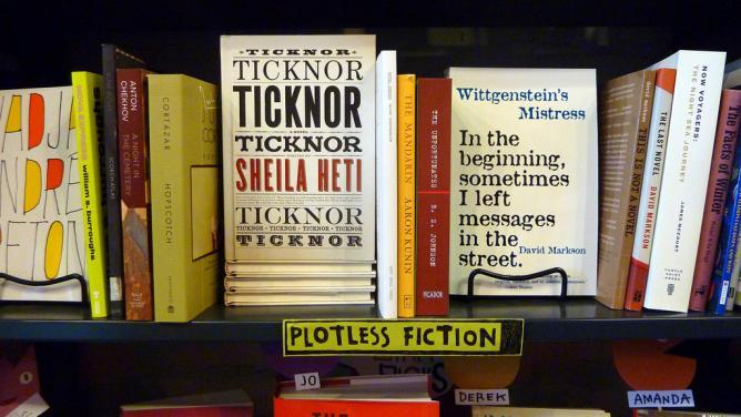 TYPE Books | © Cory Doctorow/Flickr