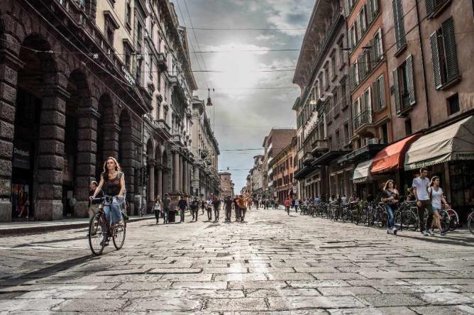 Bologna | ©Matteo/Flickr