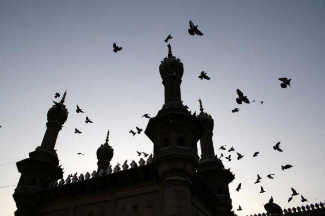 Mecca Masjid ©Ehsan Khakbaz H./Flickr