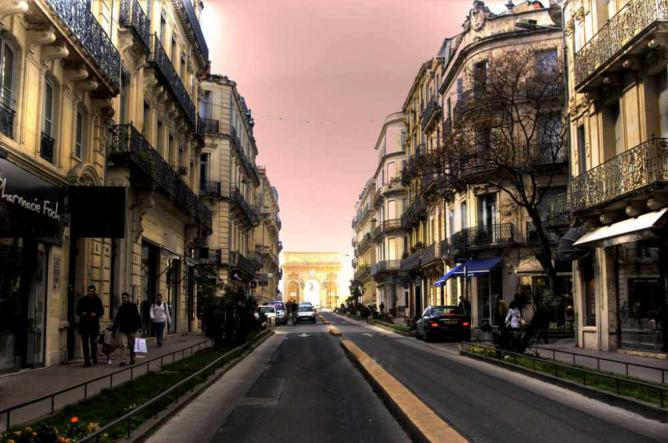 Montpellier | © jitbag/Flickr