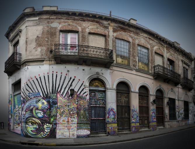 San Telmo | © Chechi Peinado/Flickr