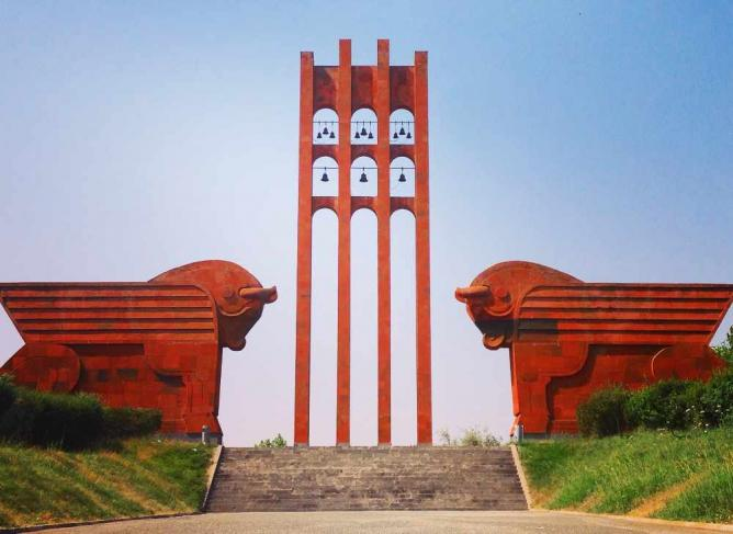 Sardarabad Memorial | Courtesy of Pauline Pechakjian