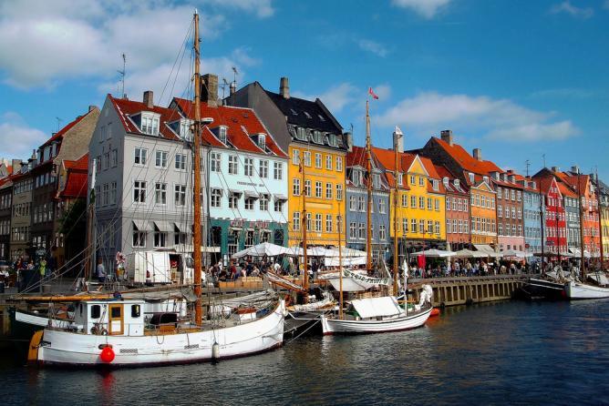 Copenhagen   © John Anes/Flickr