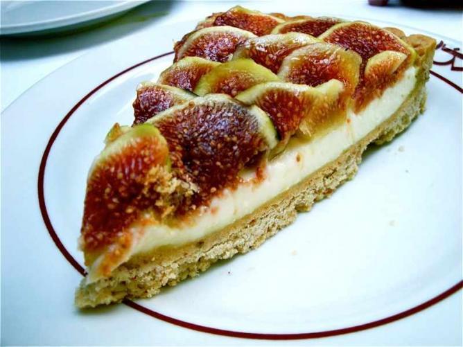 Fig Torte   © Eddie O./Flickr
