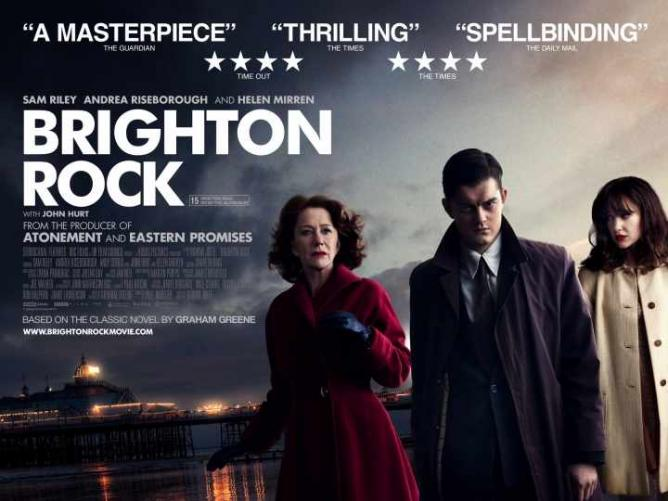 Brighton Rock Promotional Poster |© Optimum Releasing