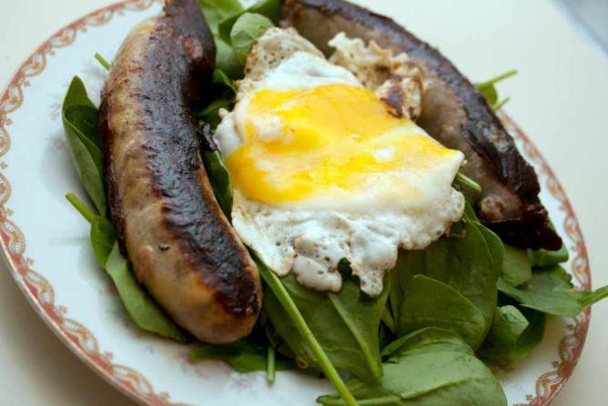 Sausage Breakfast