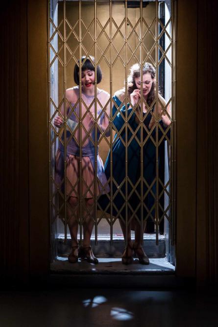Millie and Miss Dorothy | © Landor Theatre