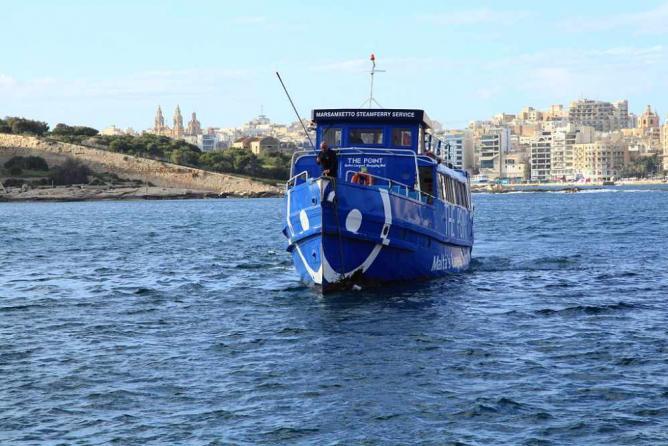 Sliema-Valletta ferry service