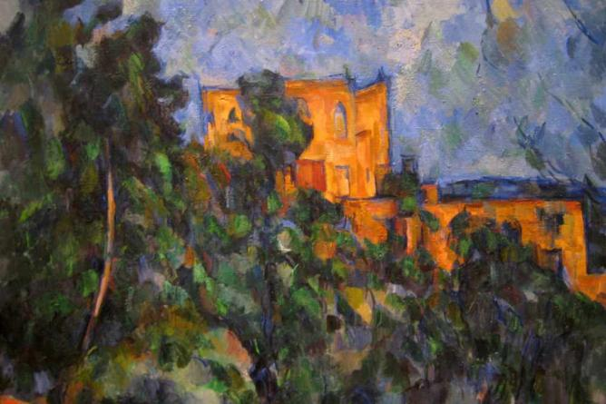 Cézanne | © Wally Gobetz/Flickr