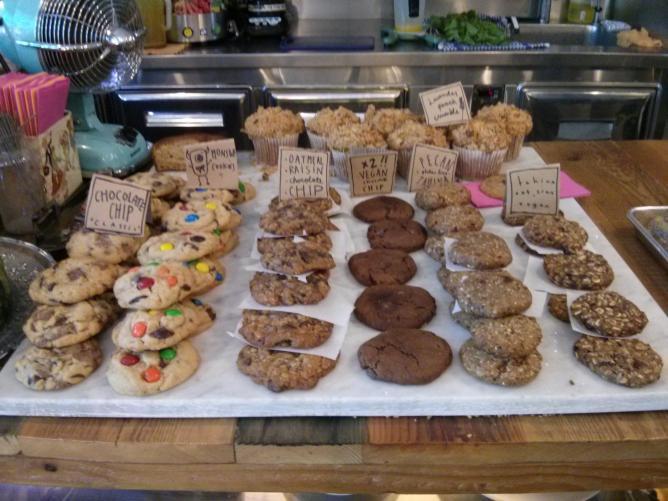 Café Xoho   Courtesy of Kira Bloom