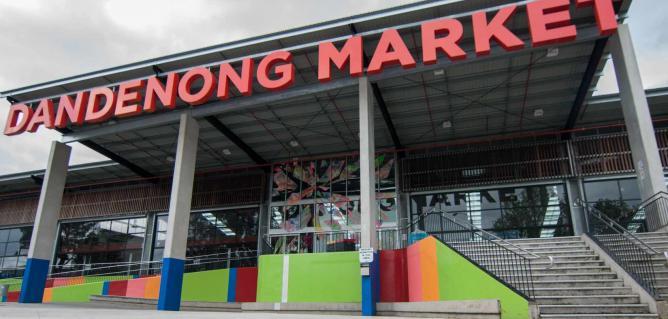 Dandenong Market | © Flickr/madmax_au