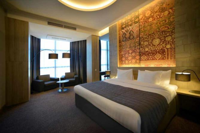 Guest Room | Courtesy of Republica Hotel Yerevan