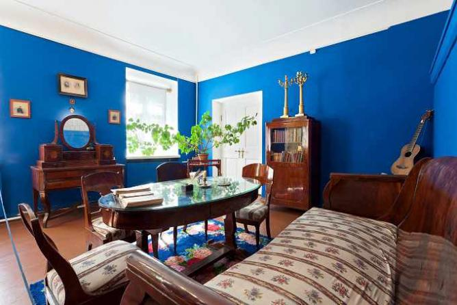 Doestoevsky's apartment   Image courtesy of State Literary Museum
