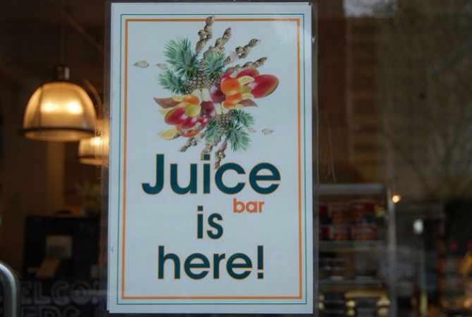 Forager's Juice Bar | © dumbonyc/Flickr