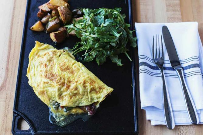 Omelet | Courtesy of UB