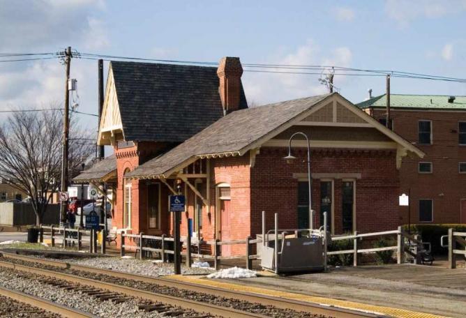 Gaithersburg, Maryland | © Bob Drzyzgula/WikiCommons