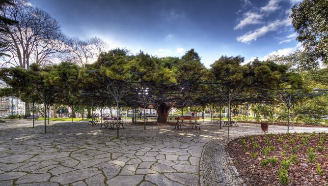 Jardim do Príncipe Real © Paulo Guerra/Flickr