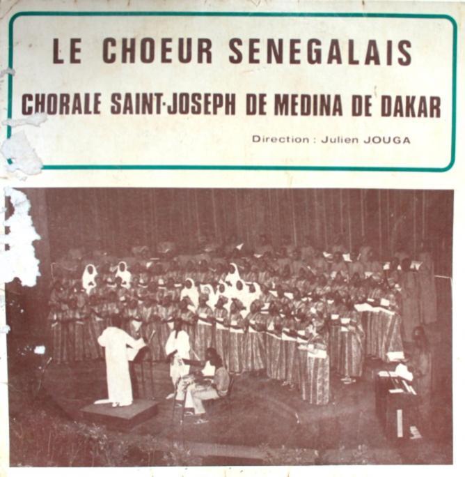 Live recording of a Saint Joseph Choir of Medina concert in Dakar, 1972, led by Julien Jouga and Doudou N'diaye Rose