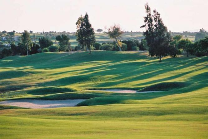 Citrus Golf Course, Hammamet