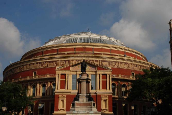 The Royal Albert Hall | © Rob/Flickr