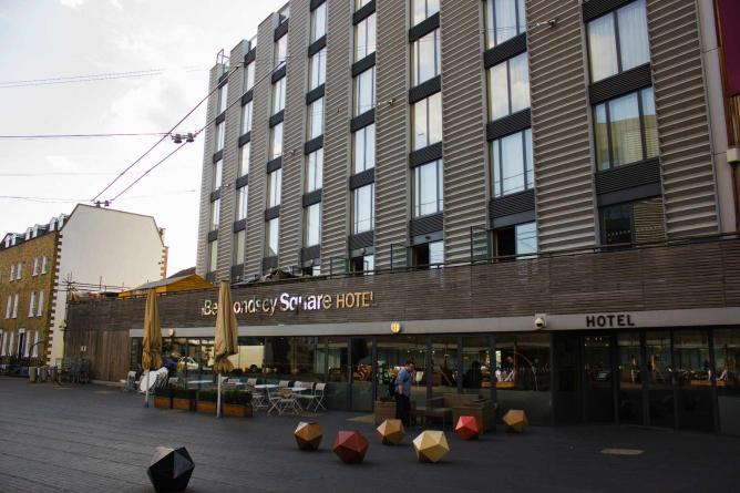 Bermondsey Square Hotel | © Lamarr Golding