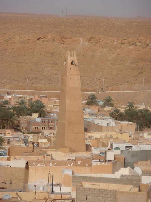 Beni-Isguen Tower