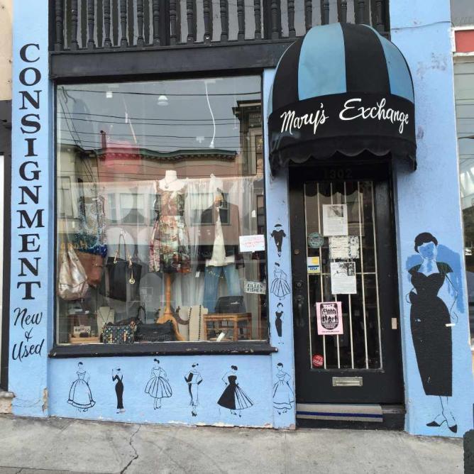 Mary's Exchange