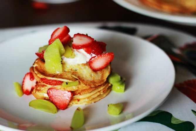 A Creative Commons image: Pancake brunch   ©  Japanexperterna.se/Flickr