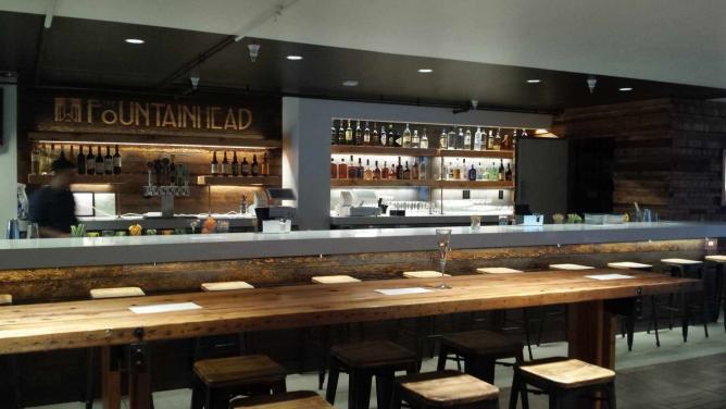 Bar | Courtesy of The Fountainhead