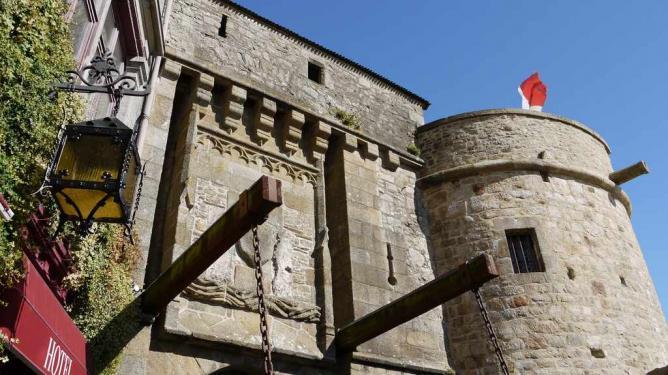 La Porte du Roy © Marie Thérèse Hébert & Jean Robert Thibault/Flickr