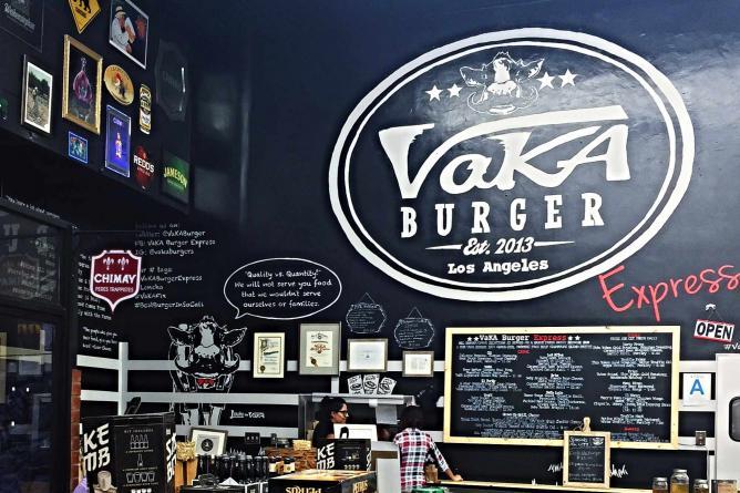 Vaka Burger Express   © Natalie Mirsky