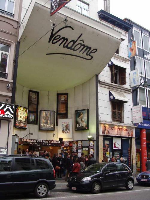 Brussels Short Film Festival at Cinema Vendome