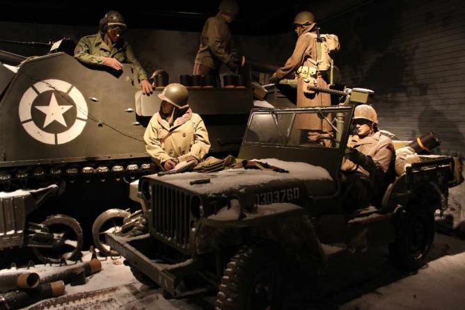 Bastogne War Museum | © Daniel DeCristo/Flickr