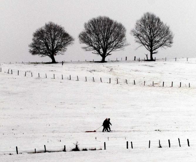 Winter walk | © Archangel12/Flickr