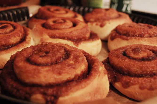 Cinnamon roll © Ly. H./Flickr