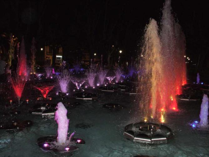 La Fontaine des Alleés Maillol | © markeff66/Flickr