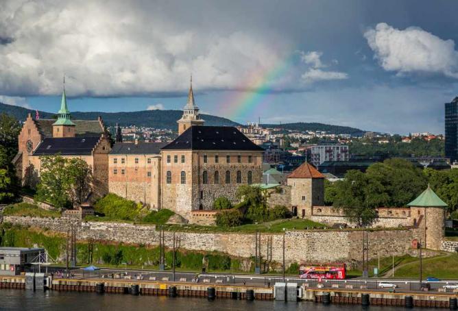 Akershus Fortress | © Jonathan/flickr